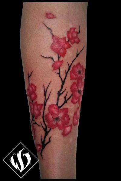 Wonderland gallery fiori for Disegni fiori per tatuaggi